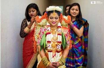 All Authentic! The Complete List of Andhra Reddy Wedding Traditions For Your Sankalpam