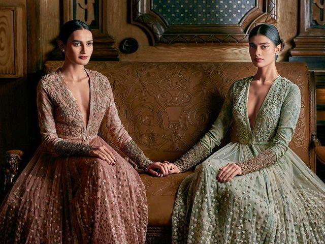 17 Sabyasachi Anarkali Dresses We Love For Bridal Wear