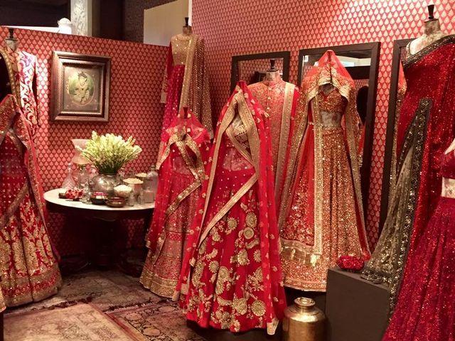 Visit the Sabyasachi Mumbai Store for a Mindblowing Wedding Shopping Experience