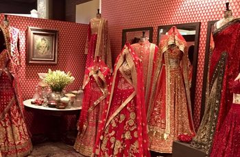 Visit the Sabyasachi Mumbai Store for a Mindblowing Wedding Shopping Experience