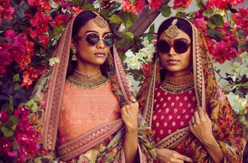 20 Sabyasachi Blouses Worth Every Penny!