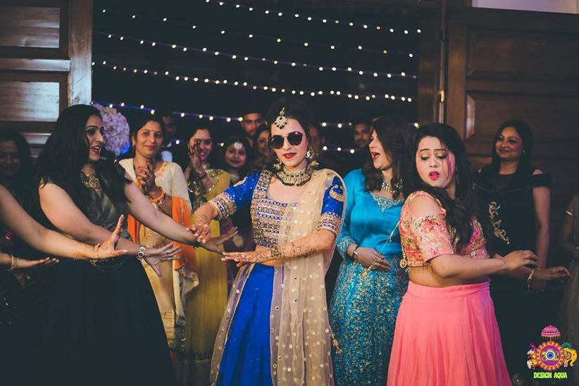 Sangeet Songs For Bride Side That Are Simply Amazing For The Occasion
