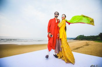 Fabulous and Fun Sharara Images to Inspire You This Wedding Season