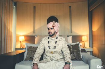 Latest Sherwani Designs for Groom That Are High on Fashion