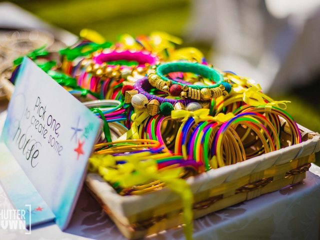 Stunning Silk Thread Bangles that Add Colour to Your Wedding Functions