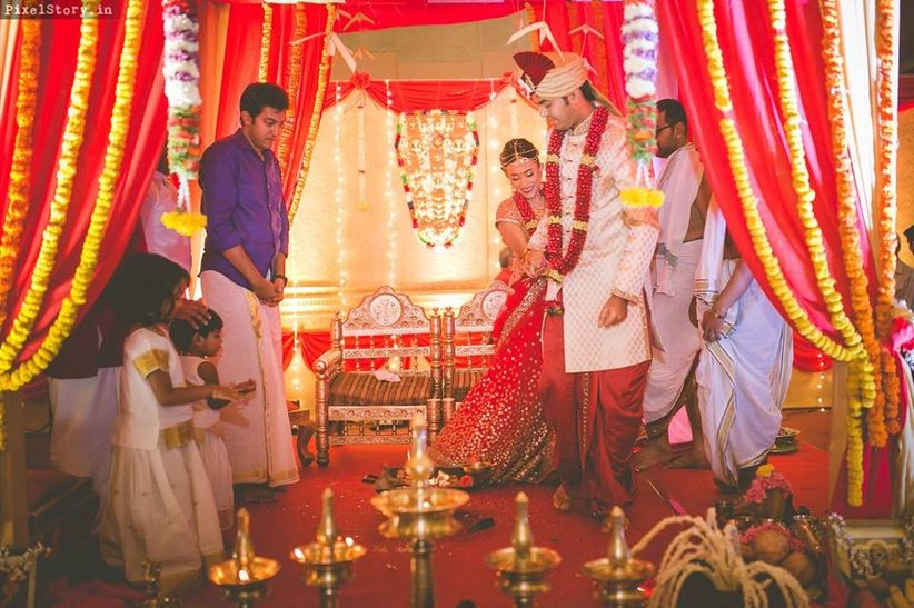 25 Simple Mandap Designs That Will Breathe Life Into Your Wedding Decor