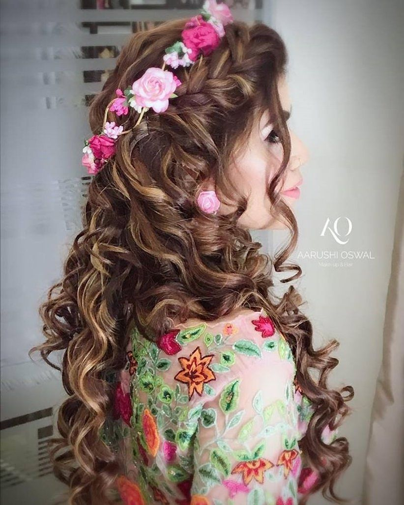 South Indian Bridal Hairstyles For Engagement You Must Bookmark