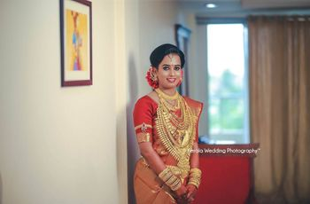 Everything You Need to Know About South Indian Bridal Look