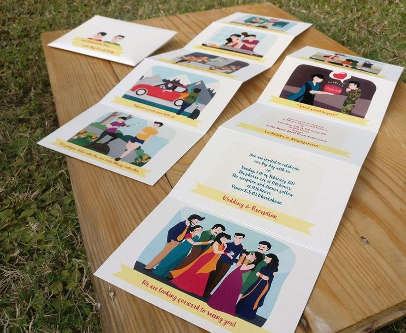 Indian Wedding Invitation Message: Simple South Indian Wedding Invitation Wordings For Friends