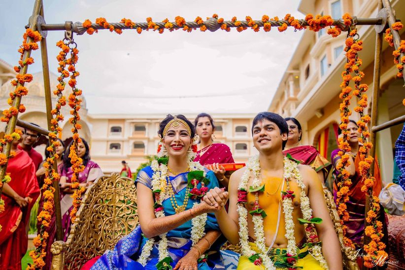 Find out What Makes the South Indian Wedding Traditions from