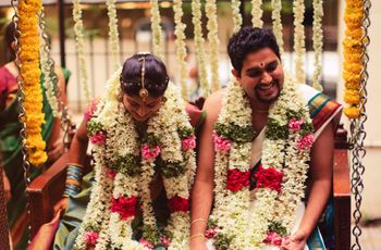 4 States - South Indian Wedding Traditions That Make Them Absolutely Unique
