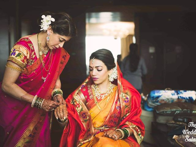 24 Fabulous Wedding Sarees to Inspire You