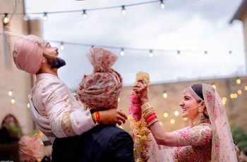 Steal-Worthy Wedding Ideas from Virushka's Wedding to Glam up Your Own