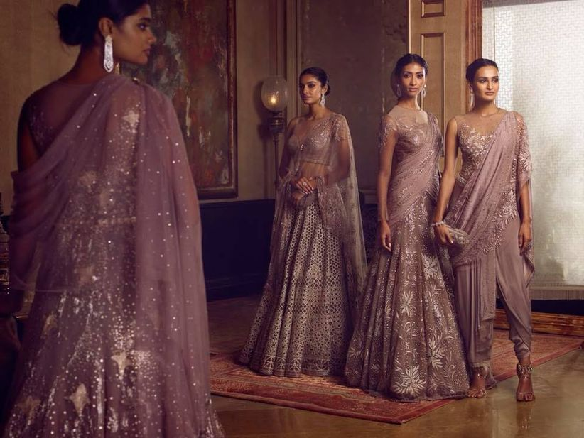 839e61cbeee659 6 Wedding Blouse Designs and Some Styling Tips to Look Like a Proper Patola  Bride