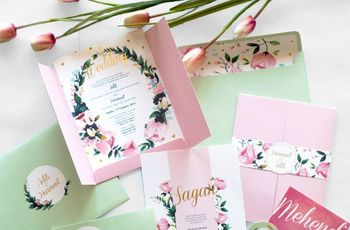 Some Romantic Wedding Card Quotes to Celebrate Your Love Story