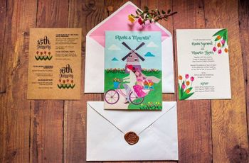 7 Wedding Cards with Price Details That Every Couple Should Read and Know About Before Finalising Their Wedding Invitati