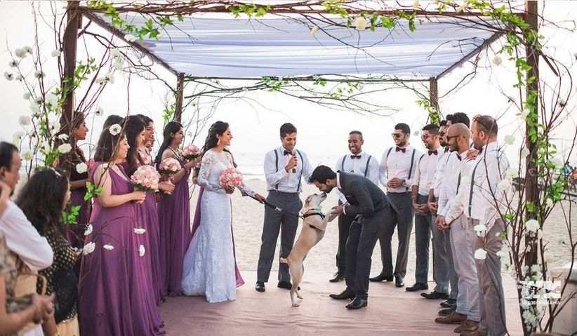 A Destination Wedding In Goa How To Plan It And At What Cost