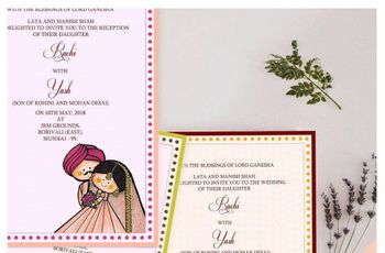 5 Reasons Why You Need Separate Wedding Invitation Cards for Friends