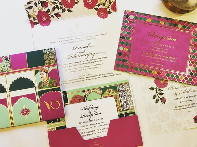 36 Little Details to Get Your Wedding Invitation Matter Just Right