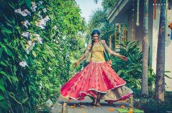 Know These 7 Uber Chic Combinations of Wedding Kurtis for Some Jaw-Dropping Effects