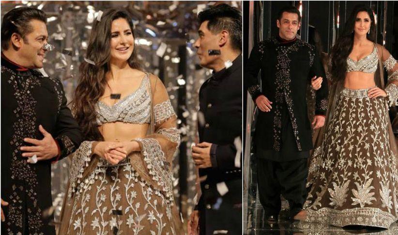 10 Wedding Lehengas By Manish Malhotra That Are Not Red Yet Stunning