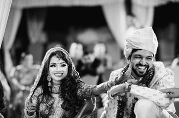 Add Spice to Your Wedding Pictures With These 9 Awesome Inspirations
