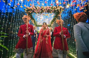 Design a Picture-Perfect Wedding with Winter Flowers In India
