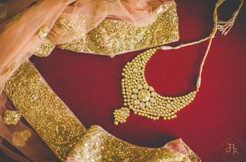 Where Can Fashion-Forward Brides Get Their Hands on Artificial Jewellery in Delhi?