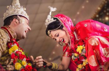 Game on! 5 Bengali Wedding Games To Decide Who'll Rule The Roost After Your Biye