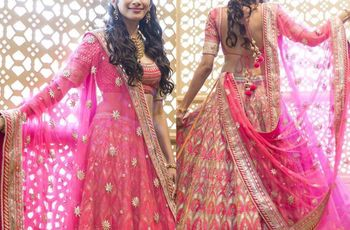 7 Stores to Buy Bollywood Replica Lehenga Online
