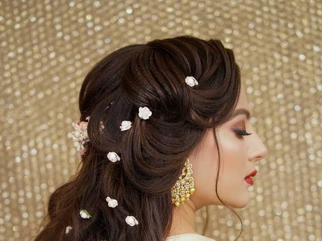 A Step by Step Guide of 5 Stunning Hairstyle for Marriage Function for Every Bride to See