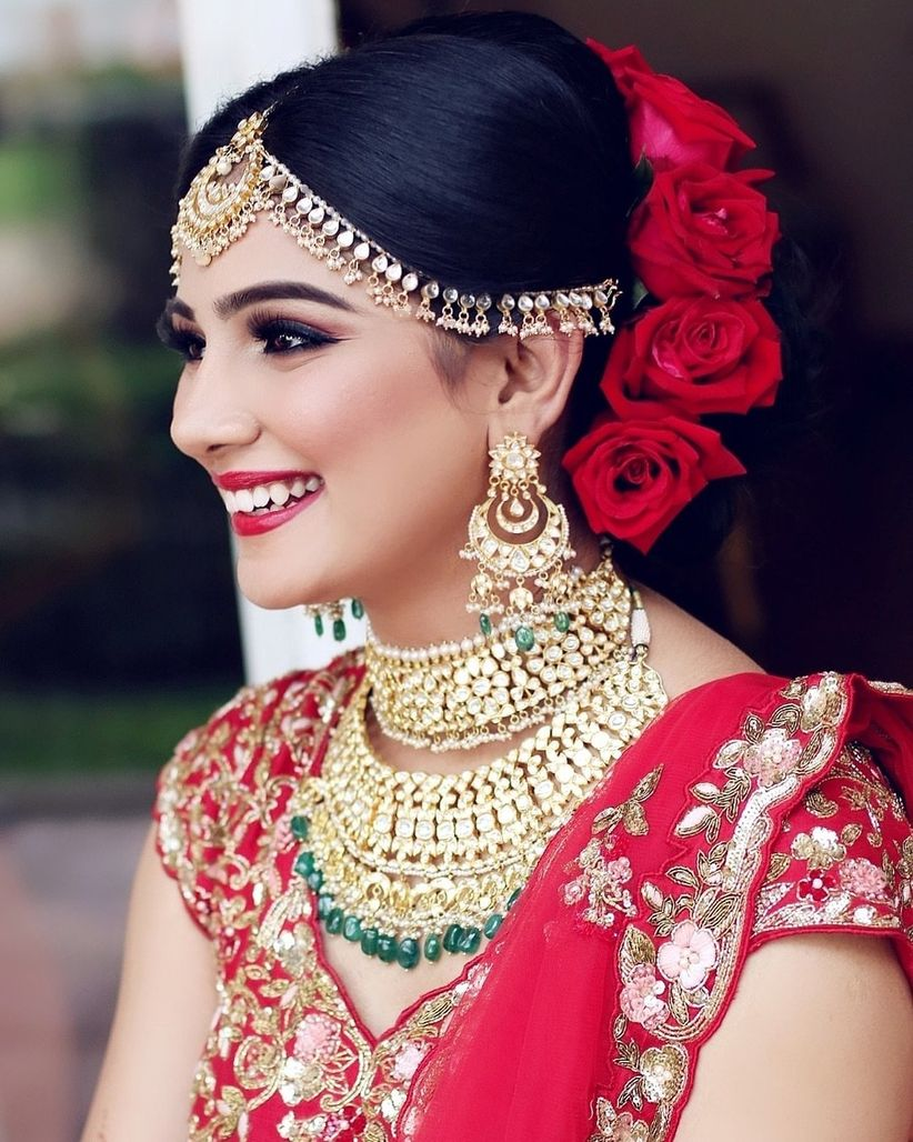 7 Nifty Bridal Juda Hacks That Will Keep Your Look Intact Throughout