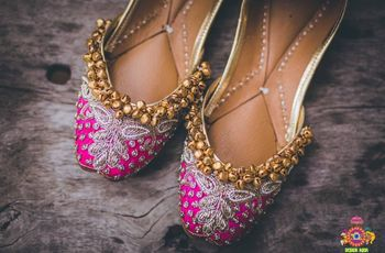 15 Online Bridal Jutti Stores Every Bride-To-Be Should Check out for Comfy yet Stylish Footwear