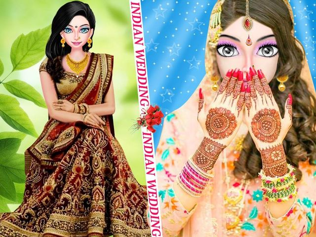 5 Bridal Makeup Games To Soothe Wedding Nerves And Give You Makeover Ideas