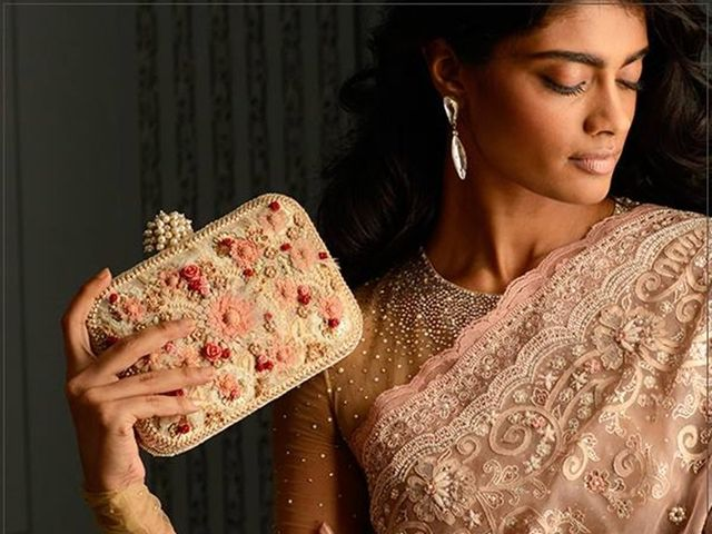 The Bridal Purses Glossary to Complete Your Wedding Trousseau