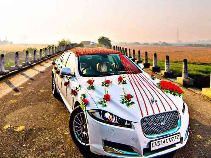 Car Flower Decoration Ideas For Your Wedding Car You Must