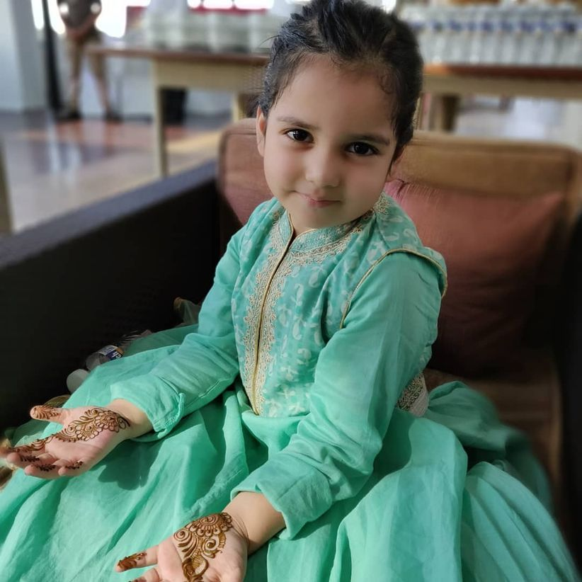 Children Mehndi Designs and Everything You Must Keep in Mind