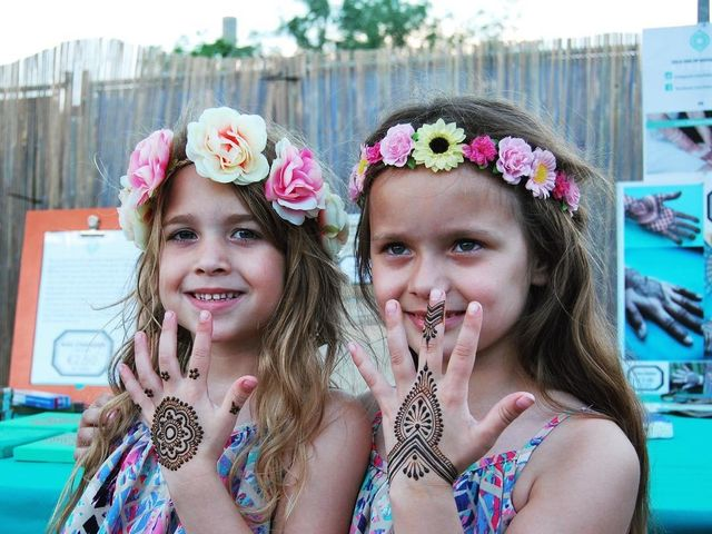 Children Mehndi Designs and Everything You Must Keep in Mind When Applying Henna on a Kid's Hands