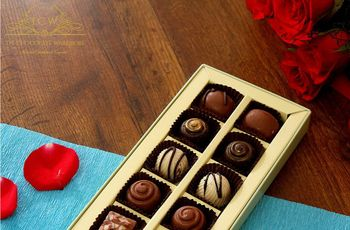 Valentine's Alert: 10 Chocolate for Wedding Combinations You Must Taste and Gift as Wedding Favours