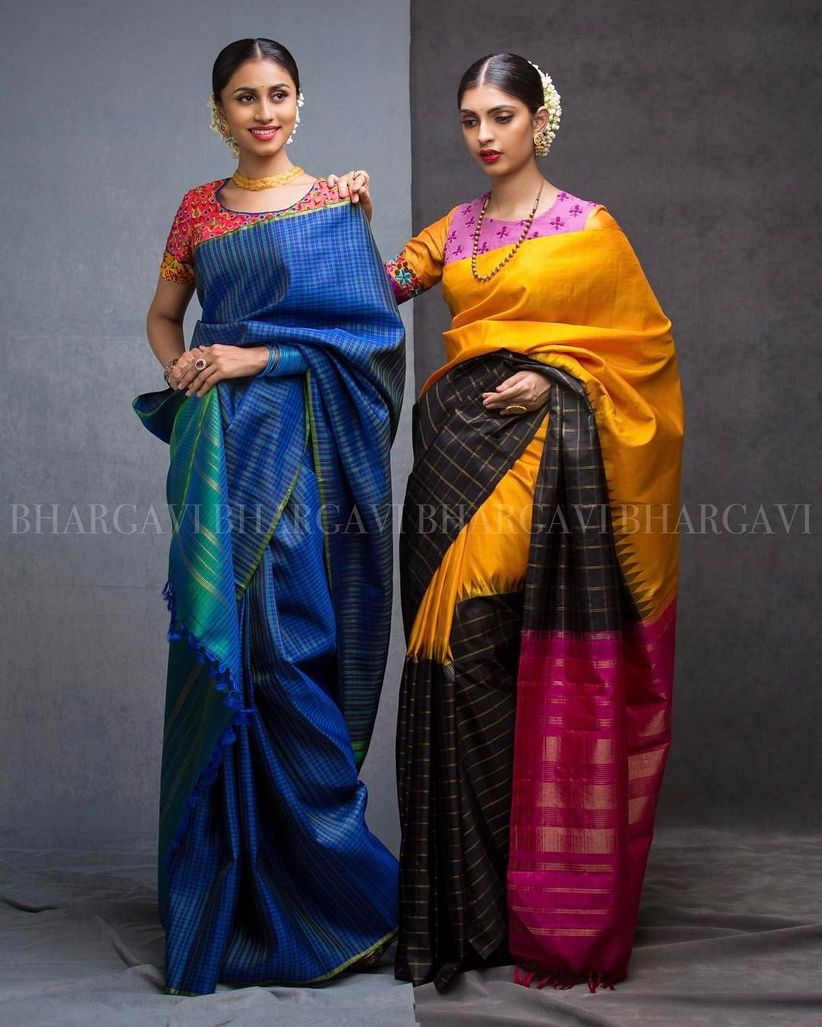 9 Boutiques For Designer Sarees In Hyderabad With Price To Unleash
