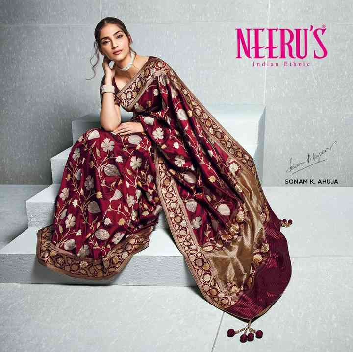 9 Boutiques For Designer Sarees In Hyderabad With Price To Unleash The Desi Girl In You