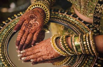 94 Easy Mehndi Designs Every Bride-To-Be & Bridesmaid Need to See as They Are Gorgeous & Glamorous