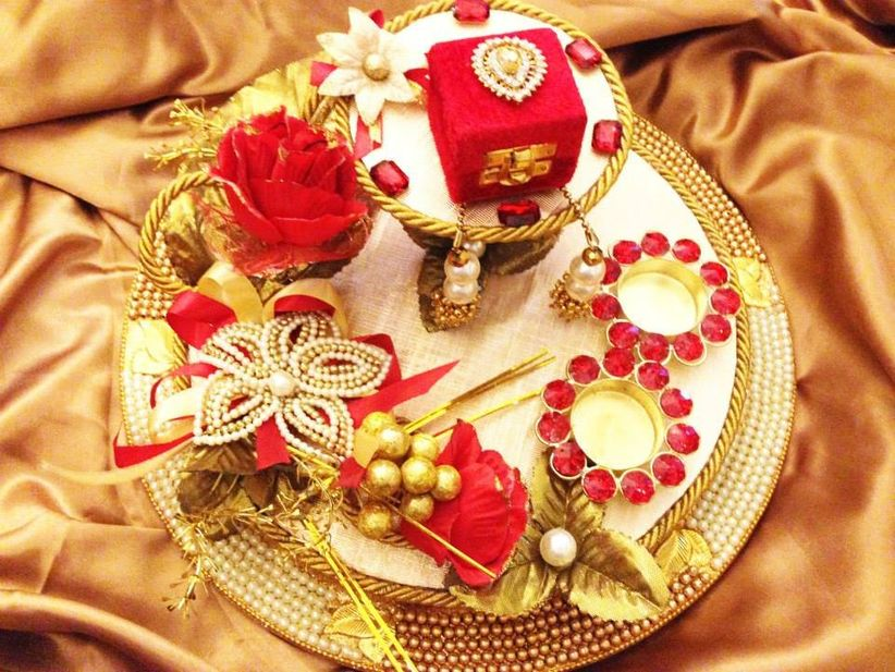 How To Decorate Engagement Ring Thali 8 Diy Ideas To Amp Your Decor