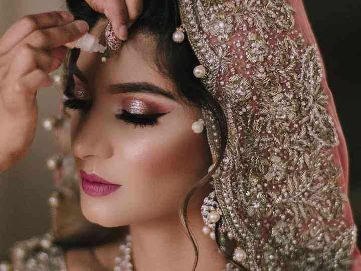 Image Gallery With 3 Types Of Eye Makeup To Inspire Your Bridal Look