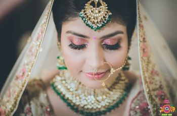 12 Incredibly Beautiful Eye Makeup Styles for Your Wedding