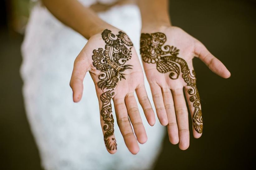 11 Gorgeous Front Hand Mehndi Designs For The Grooms