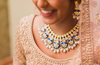 Finding the Right Gold Set Design for Your Bridal Trousseau