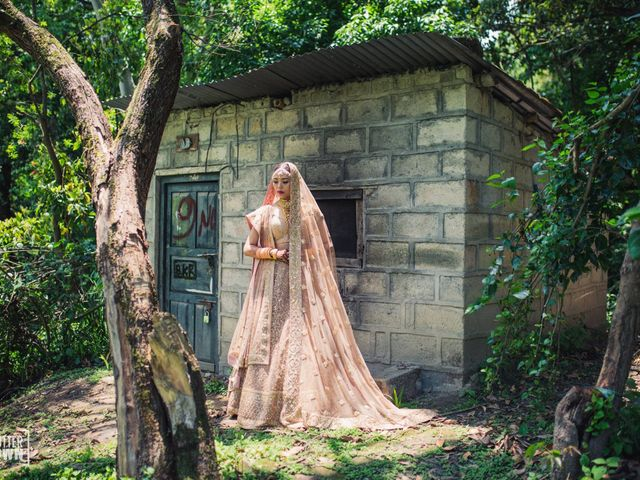 Looking for Ways to Style Your Golden Lehenga? We've Got You Covered!