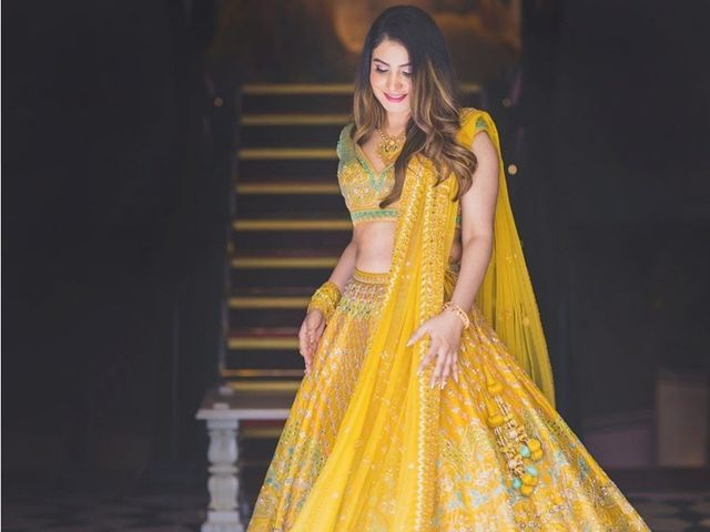 All That You Need to Know About Gota Patti Work to Style It Right for Your Wedding