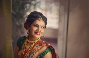 Fashion SOS: Gorgeous Green Blouse Designs For A Glamourous Desi Look